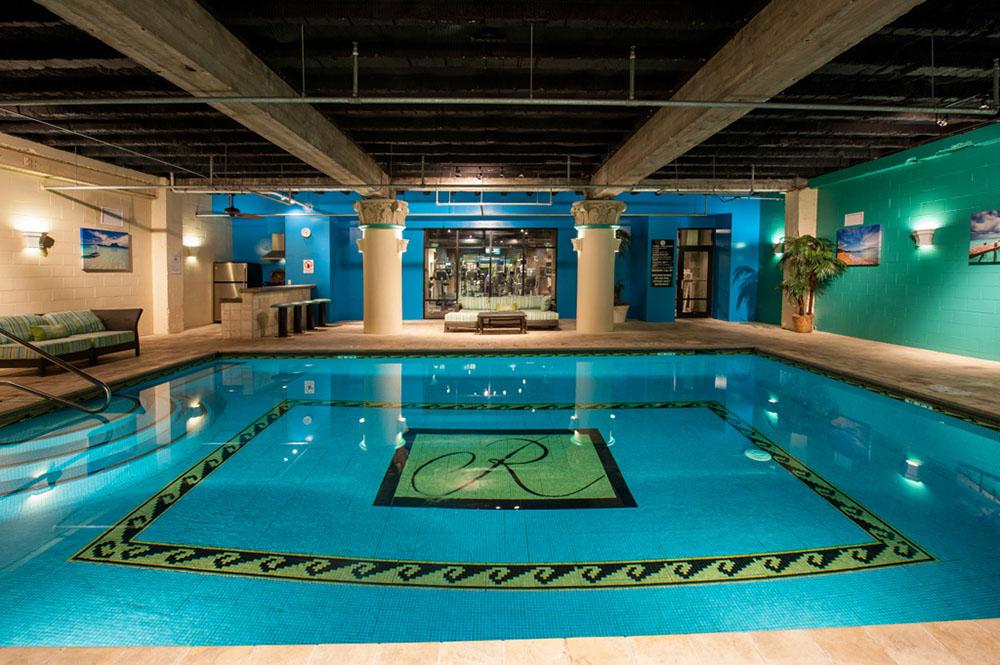 Pool at Listing #138954