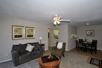 Living/Dining at Listing #139900