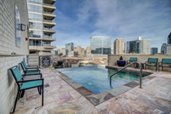 Pool at Listing #144706