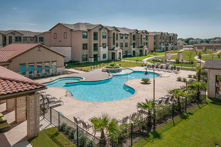 Carrington Oaks Apartments Buda TX