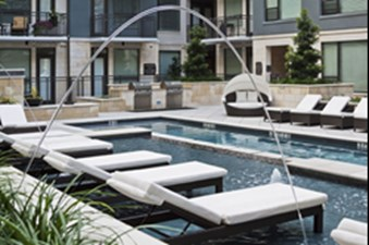 Pool at Listing #286482
