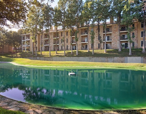 Hillside Villas Apartments Austin, TX