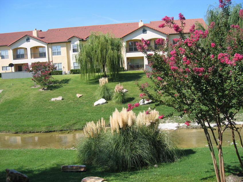Villas of Preston Creek at Listing #136692