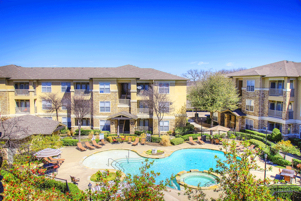 Woodbridge Villas Apartments Sachse TX