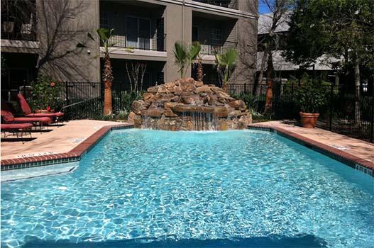 Pool at Listing #138971
