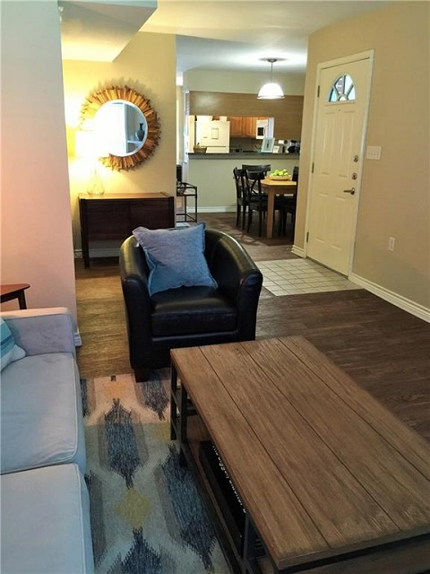 Living/Dining at Listing #229571