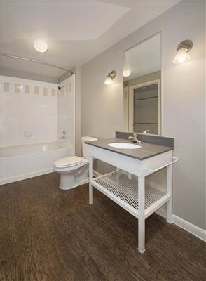 Bathroom at Listing #138211