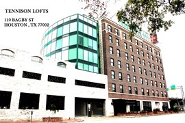 Tennison Lofts Apartments Houston TX
