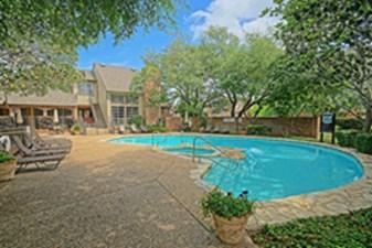 Pool at Listing #141257