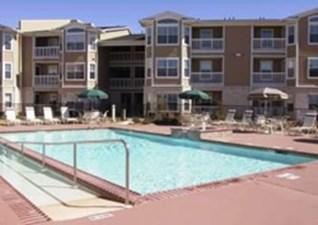 Pool at Listing #140789