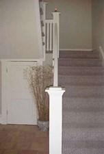 Hallway at Listing #144242
