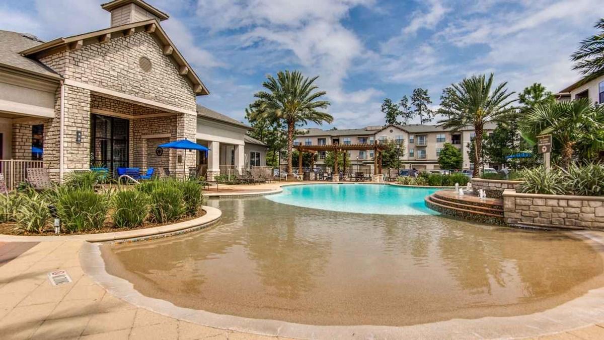 Pool at Listing #145665