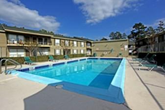 Pool at Listing #140036