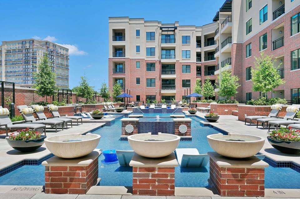 Pool at Listing #235500