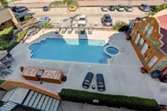 Pool at Listing #138454