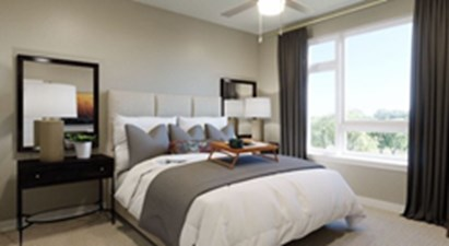 Bedroom at Listing #310644
