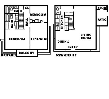 1,528 sq. ft. floor plan