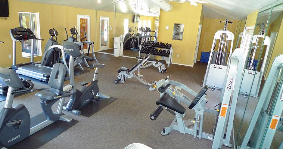 Fitness at Listing #138319