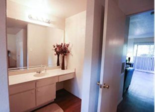 Bathroom at Listing #140471