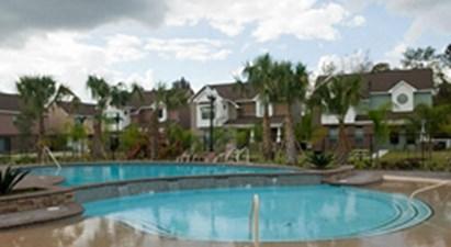 Pool at Listing #144869