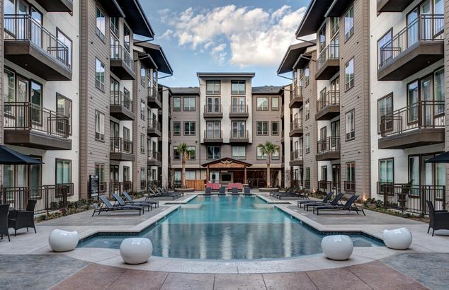 Pool at Listing #242221