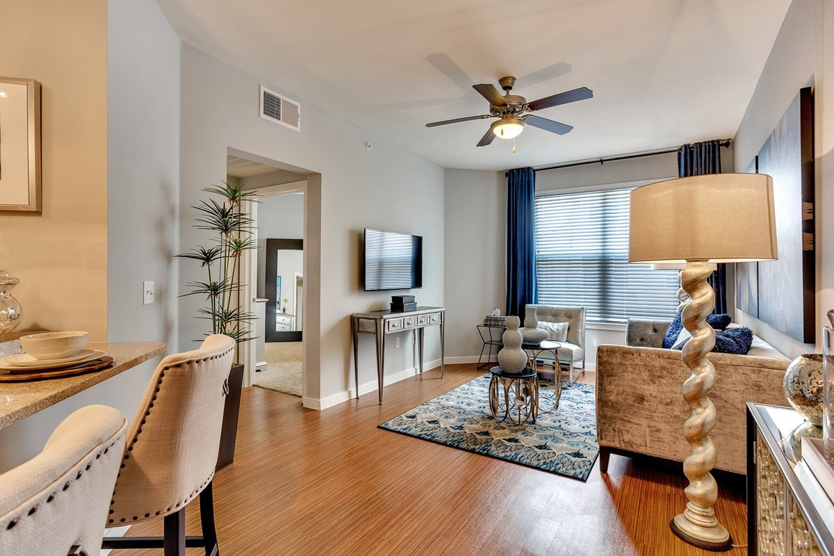 Living Area at Listing #151591