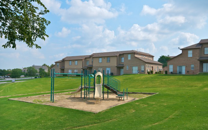 Playground at Listing #137890