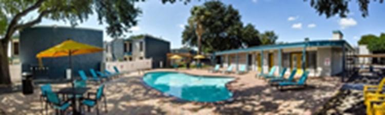 Pool at Listing #140375