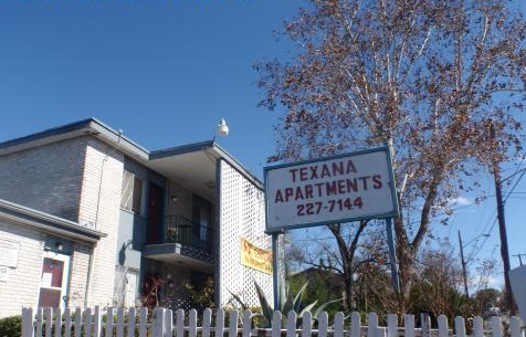 Texana/Grayson Ridge ApartmentsSan AntonioTX