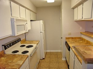 Kitchen at Listing #138478