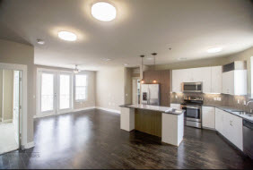 Dining/Kitchen at Listing #275694