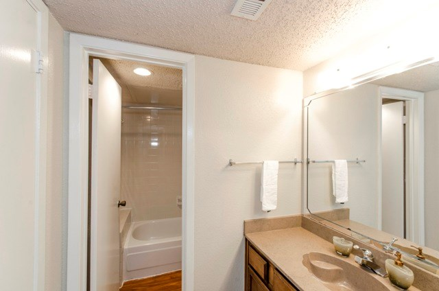 Bathroom at Listing #135867