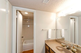 Bathroom at Listing #135867