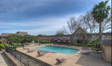 Pool at Listing #139532