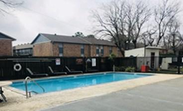 Pool at Listing #138448
