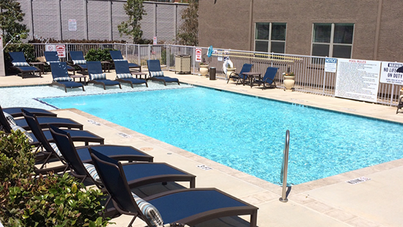 Pool at Listing #151501