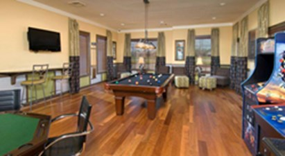 Gameroom at Listing #147441