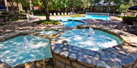 Pool at Listing #136070