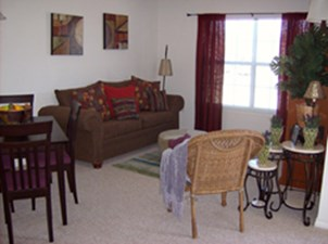 Living Room at Listing #144426