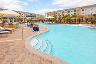 Pool at Listing #289741