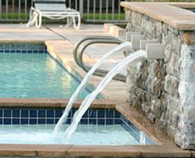 Pool at Listing #139033