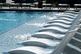 Pool at Listing #302197