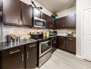 Kitchen at Listing #307429