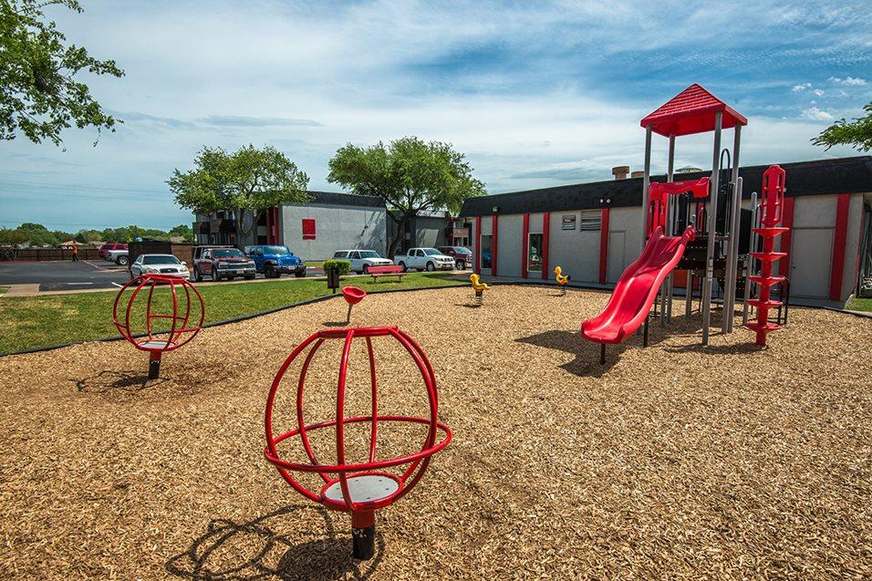 Playground at Listing #136250
