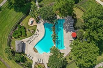 Pool at Listing #138569
