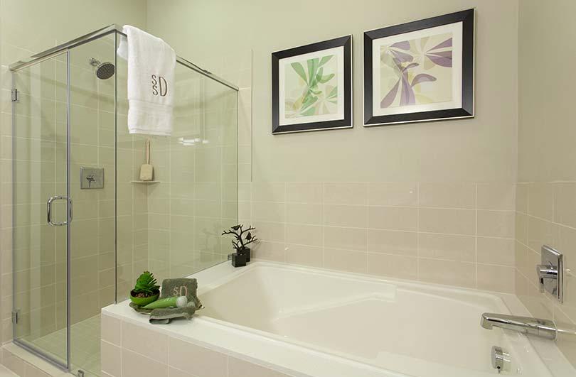 Bathroom at Listing #233766