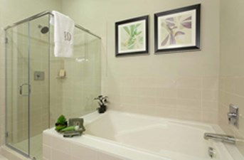 Bathroom at Listing #233766