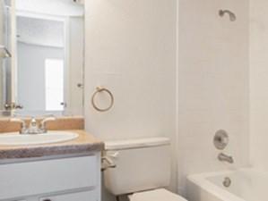 Bathroom at Listing #141310
