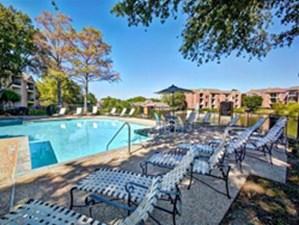 Pool at Listing #136318