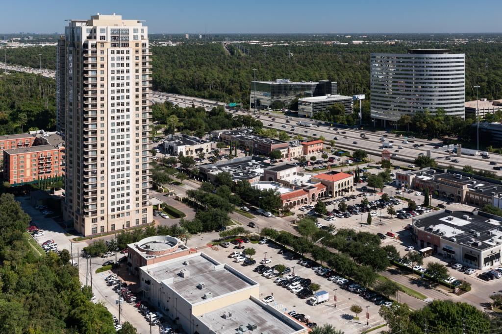 Camden Post Oak Apartments Houston TX